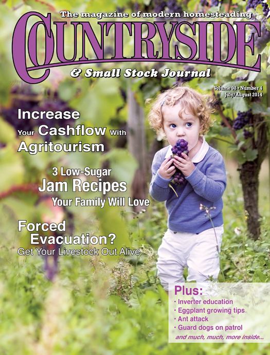 Countryside July/August 2014