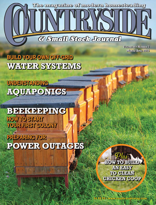 Countryside March/April 2015