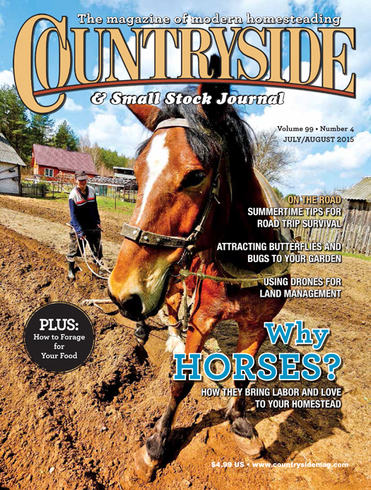 Countryside July/August 2015
