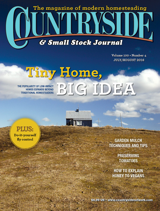 Countryside July/August 2016