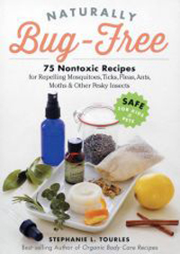 Naturally Bug-Free: Natural Pest-Controlling Methods That You Can Make At Home!