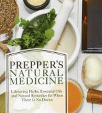 Prepper's Natural Medicine — SAVE $5! Only $10.95