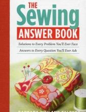 Sewing Answer Book