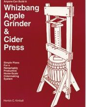 Whizbang Apple Grinder & Cider Press