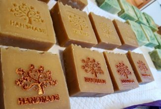Stamping/Embossing: A New Way With Soap Designs