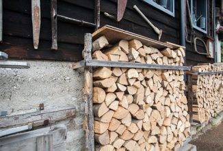 How to Store Firewood: Try Low-Cost, High-Efficiency Racks