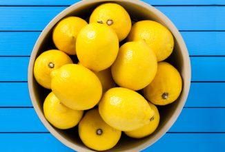 10 Ways Drinking Lemon Water Benefits You