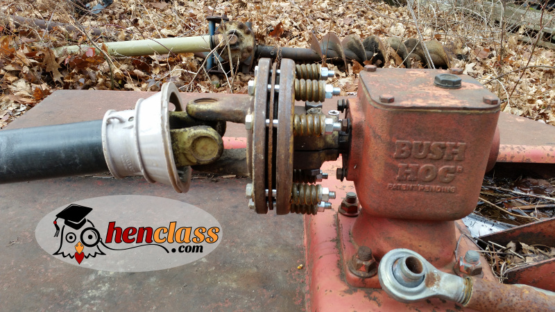 Why a PTO Slip Clutch Needs to Make Your Farm Tools List