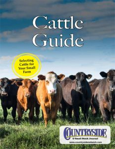 Cattle Guide Cover