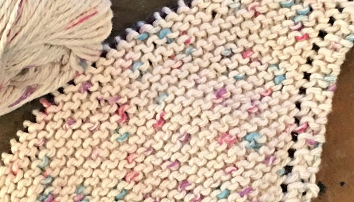 Knitted Dishcloth Patterns: Handmade for Your Kitchen!