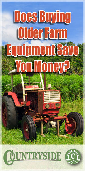 Buying Older Farm Equipment