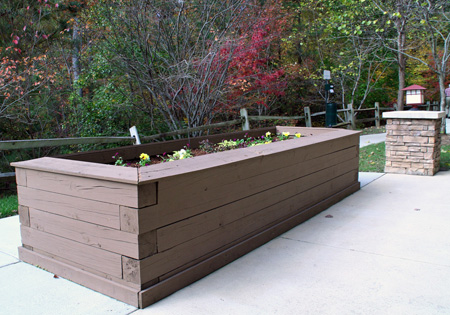 Building Elevated Planter Boxes for Easier Gardening