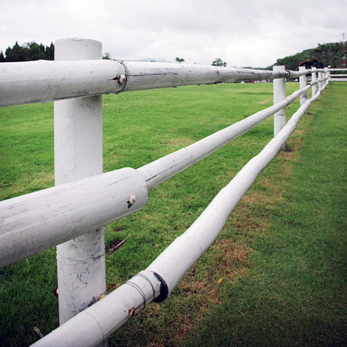 Homestead Security May Include Estate Fencing