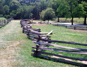Virginia Fence Style