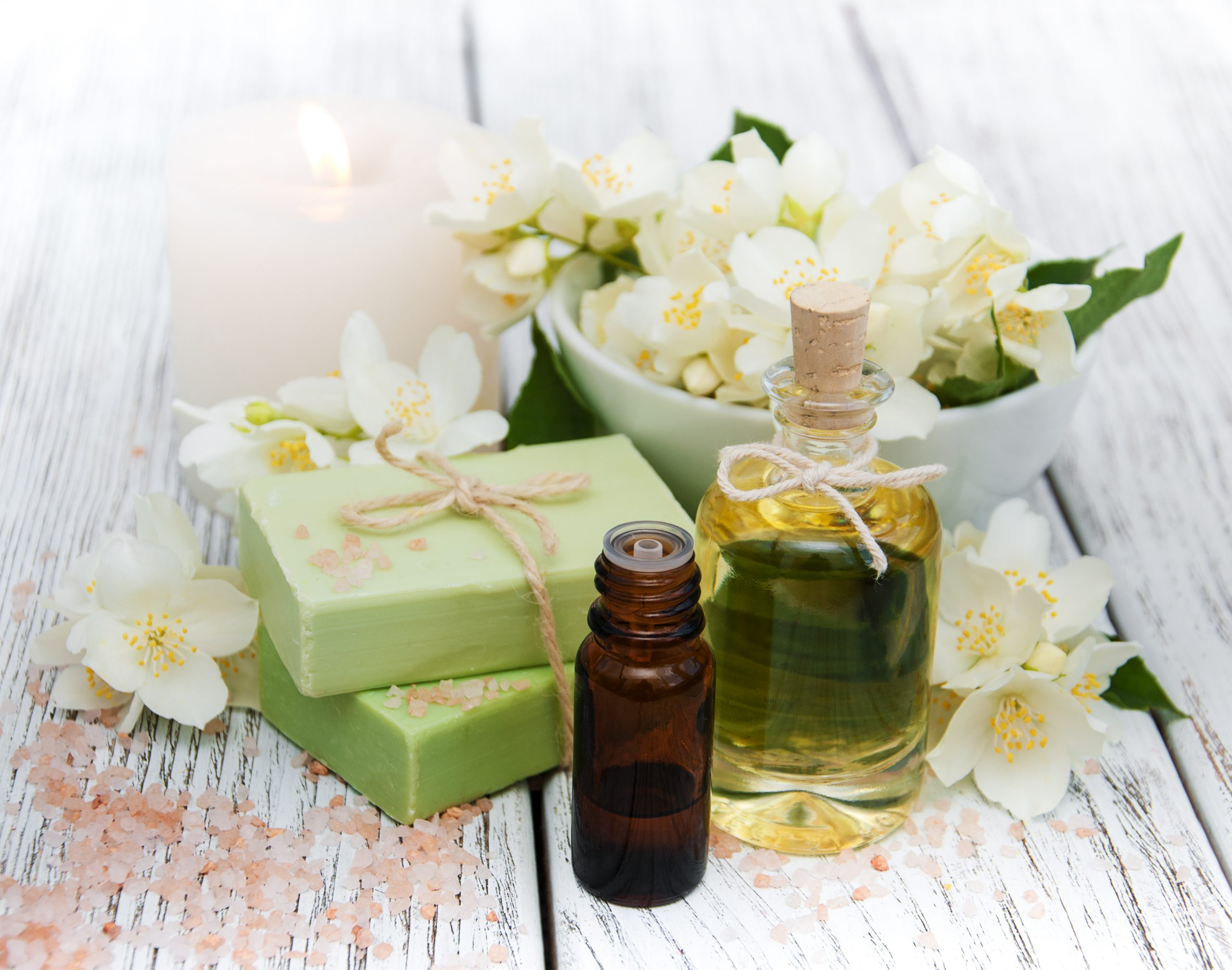 Combining The Best Essential Oils For Soap Making Countryside
