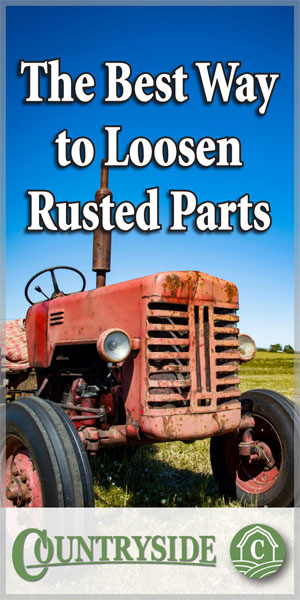 Loosen Rusted Parts