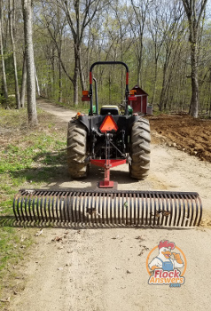 Driveway Graders For Small Farm Tractors Countryside