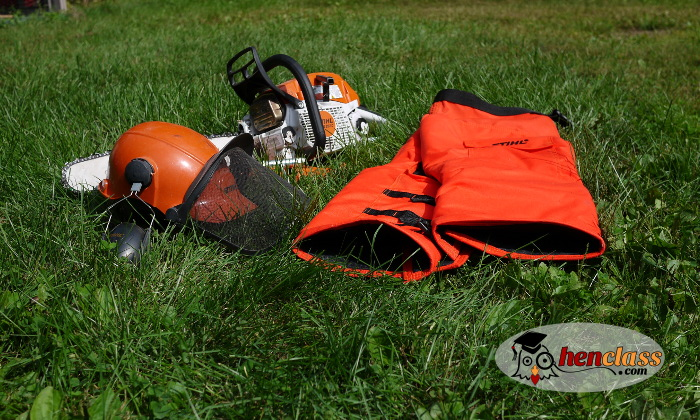 Chainsaw Safety Gear to Get the Job Done Right