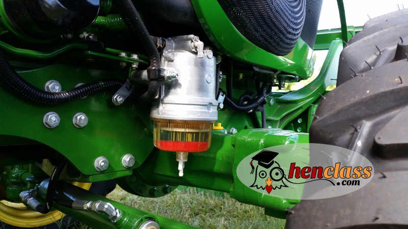 Diesel Injection — When Even the Best Small Farm Tractor Fails