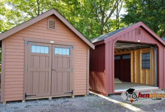 How to Build a Goat Barn Using a Prefab Shed