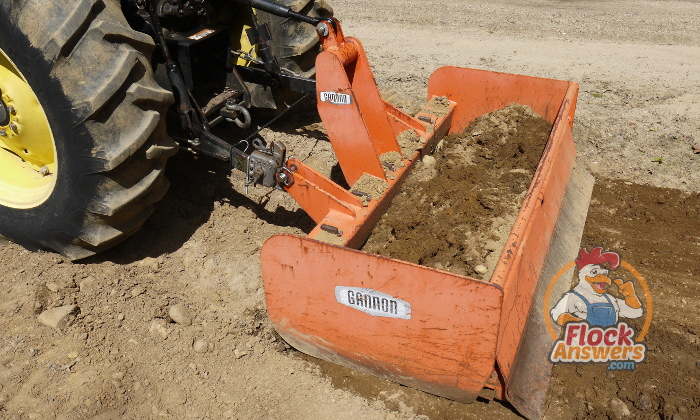 Driveway Graders For Small Farm Tractors