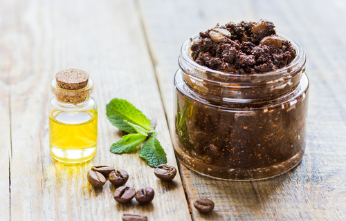 A Recipe for the Best Coffee Scrub (or Two or Three)