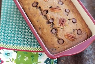 Hannah's Farmhouse Chocolate Pecan Banana Bread