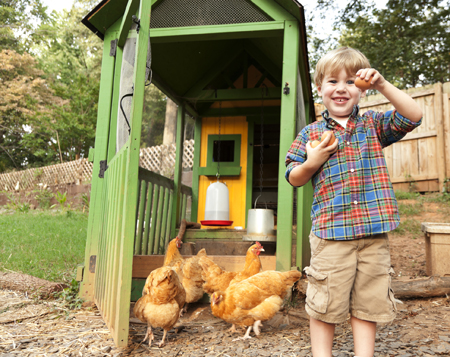 10 Things Kids Learn From Homesteading Today