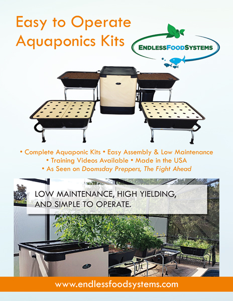 Aquaponics Guide - Countryside