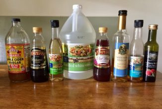 How to Make Vinegar and Other Vinegar Basics