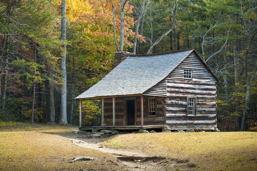 A Glimpse at Simple Homesteading Life in the 1800s