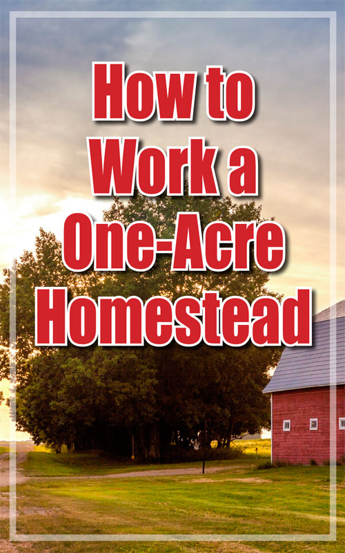 Work One Acre Farm