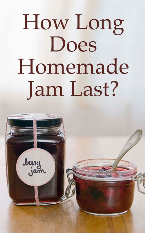 Homemade Jam Last