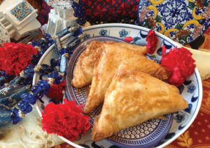 Tunisian Meat and Egg Pie (Brik)