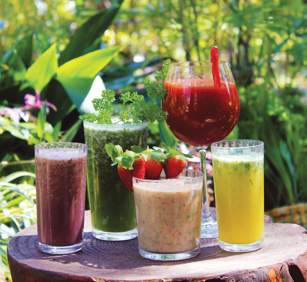 Summer Green Smoothie Recipes