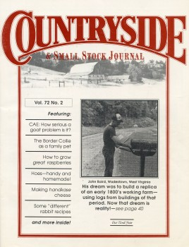 The History of Countryside and Small Stock Journal