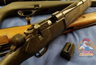 The Best Rifle for Farm and Ranch