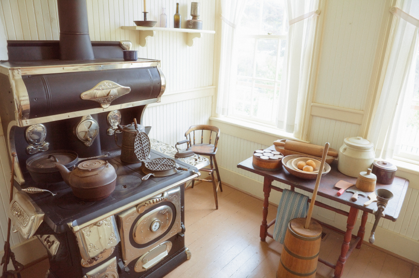 How To Use A Wood Burning Cook Stove
