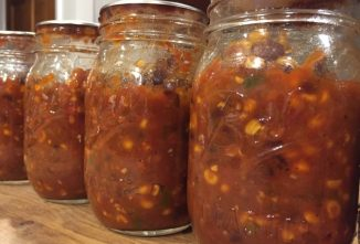 Canning Salsa Recipes Abound