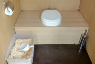 An Earthy Guide to the Best Composting Toilets