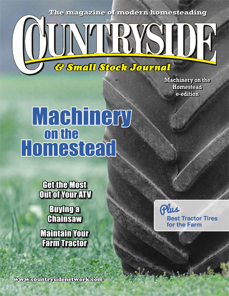 Machinery on the Homestead e-edition