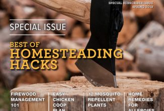 Countryside Homesteading Hacks Special Issue
