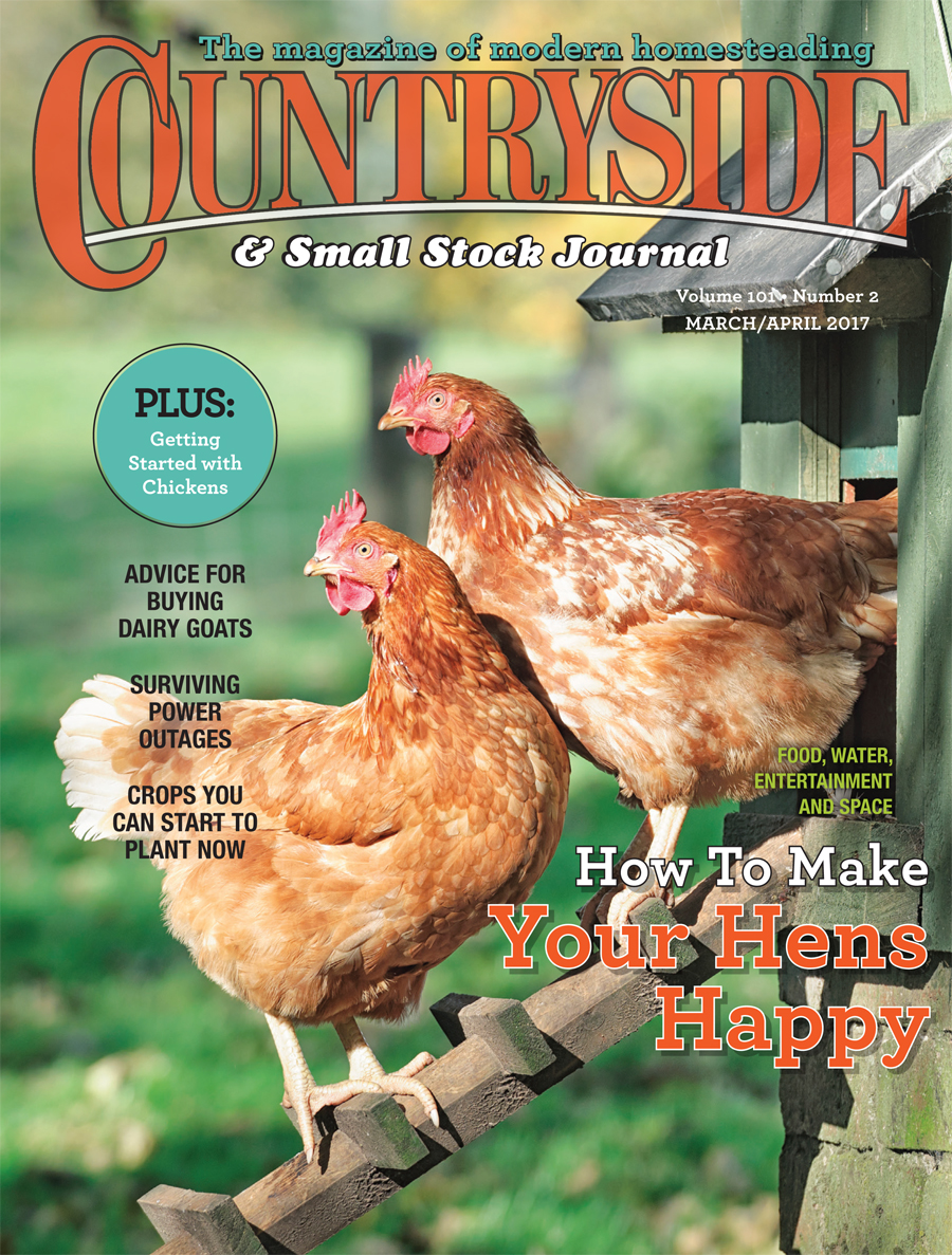 Countryside March/April 2017