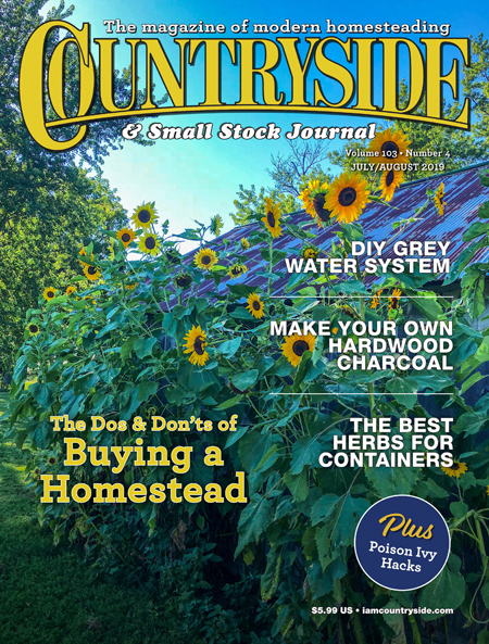 Countryside July/August 2019