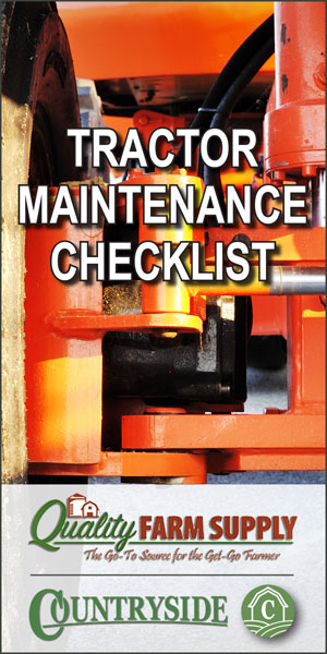 A Universal Tractor Maintenance Checklist To Keep Your Tractor Running Well Countryside