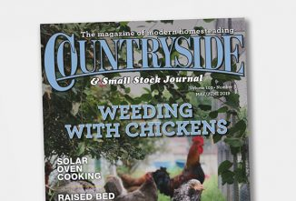 Countryside 6 Issue Print Subscription