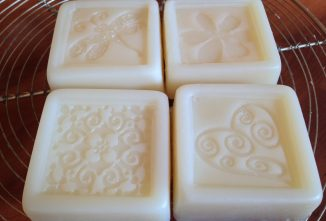A Basic Tallow Soap Recipe
