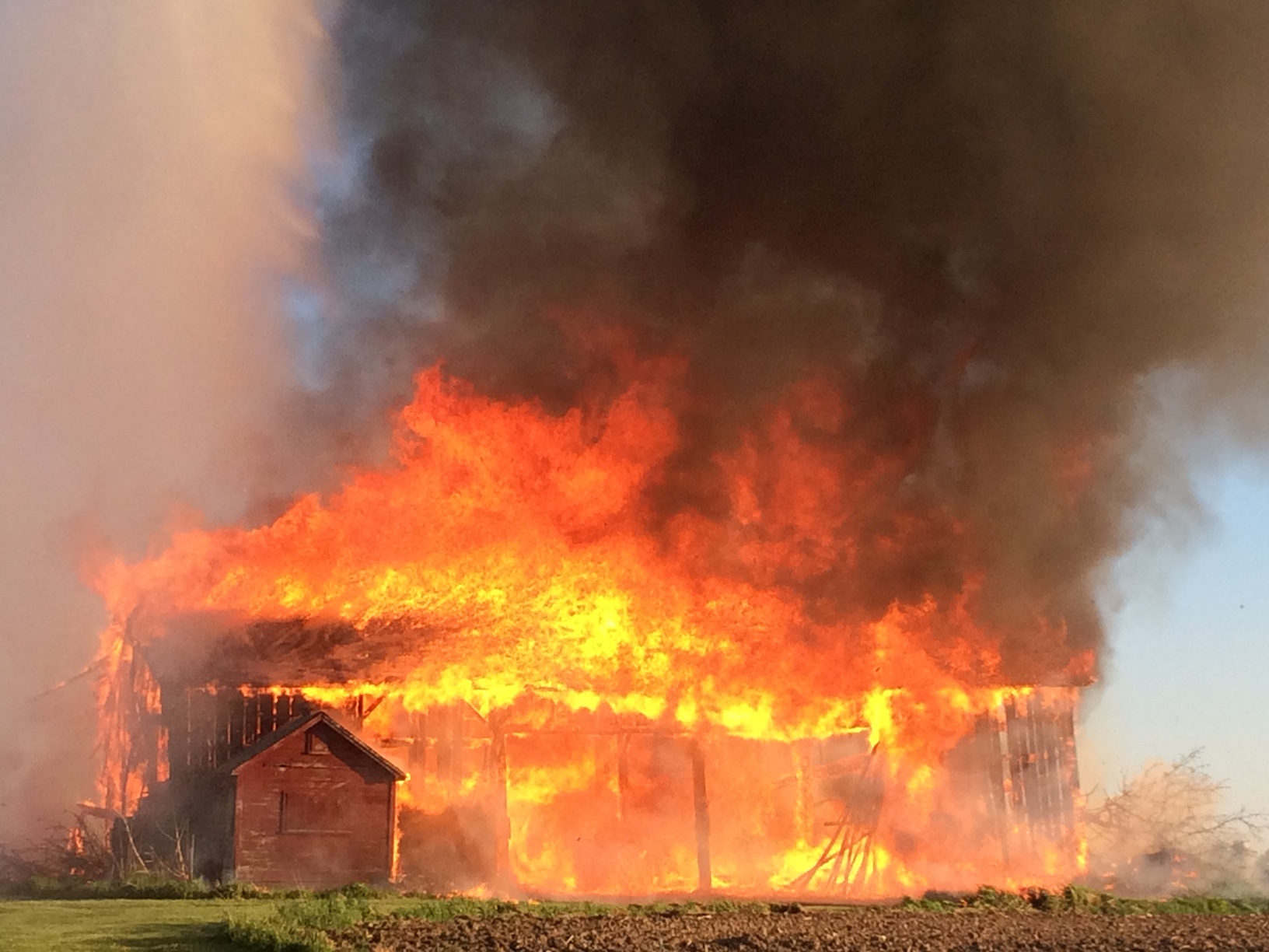 Is Your Livestock Barn at Risk for Fire?