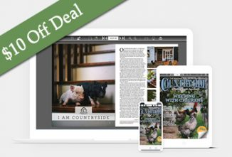 $10 off Deal — Countryside Web-Only Subscription