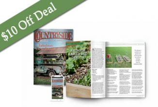 $10 off Deal — Countryside All-Access Subscription